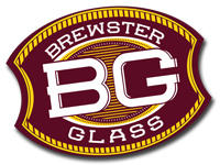 brewster glass logo