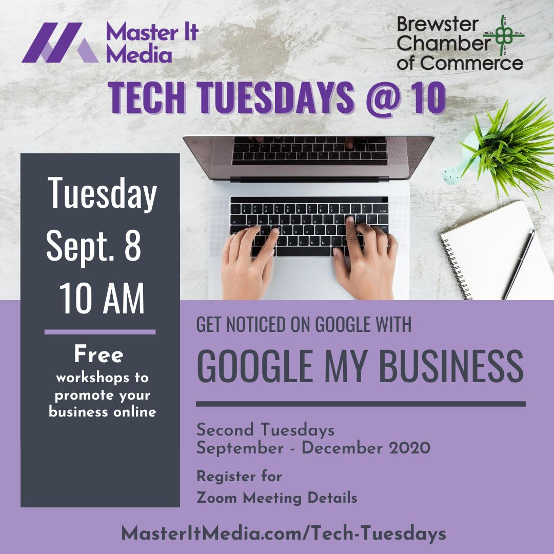 Tech Tuesday Sept 8 Sq