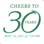 Ann's Place Cheers to 30 Years