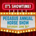 39th Annual Pegasus Horse Show