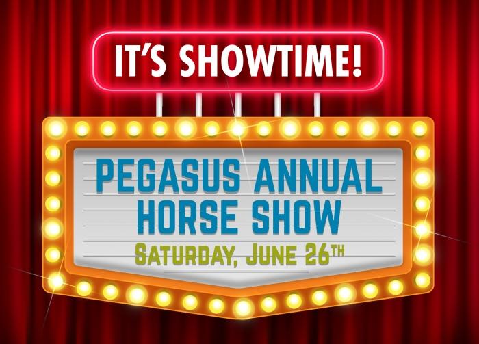Pegasus Horse Show 2021