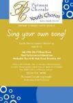 Youth Chorus Summer Workshop
