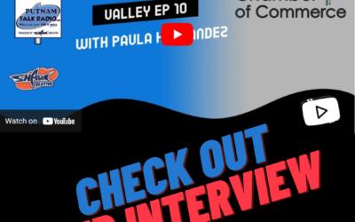 Our Interview on Putnam Talk Radio
