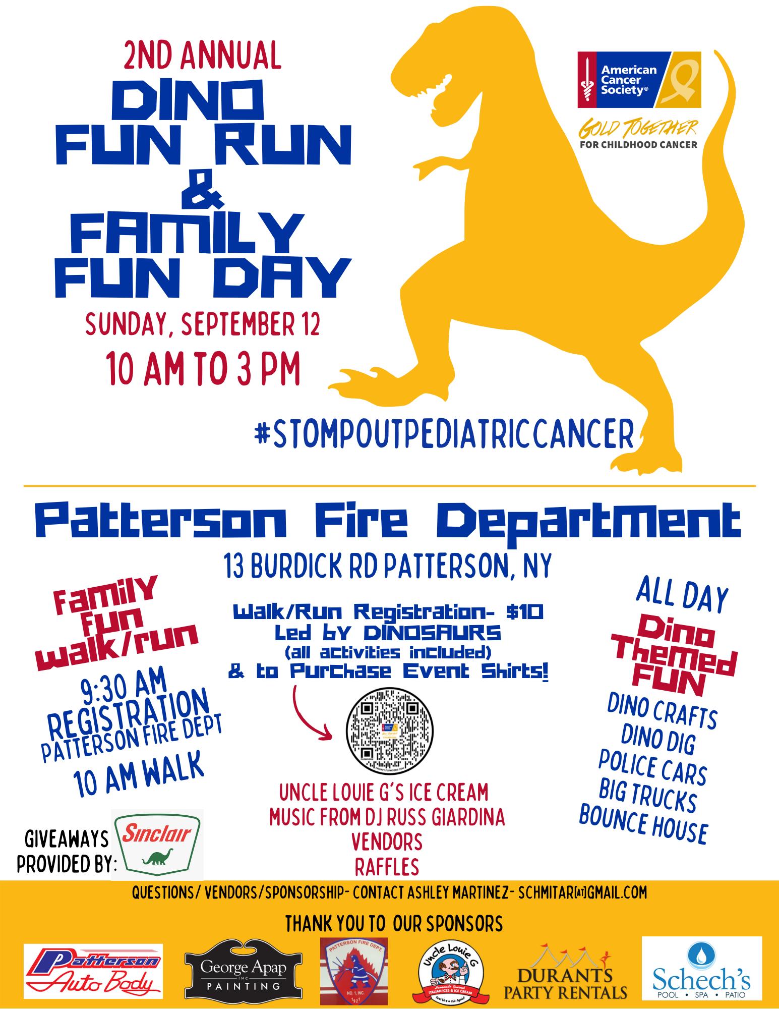 2021 Dino Fun WalkRun and Family Fun Day 4