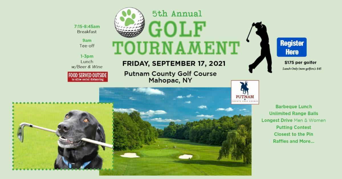 Put Serv Dogs Golf Tourn