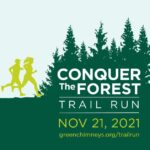 Green Chimneys Conquer the Forest Trail Run